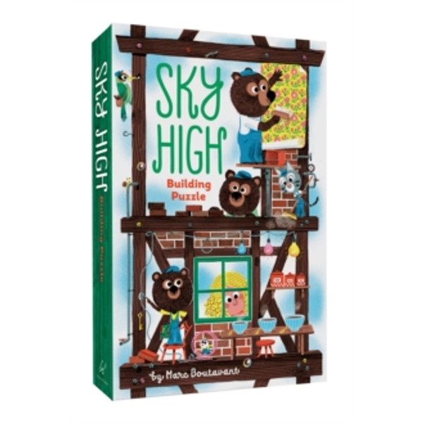 Sky-High Building Puzzle