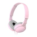 Sony MDRZX110P Over Ear Sound Monitoring Headphones - Pink