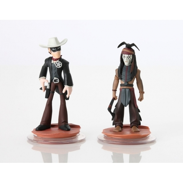 Disney Infinity 1.0 Lone Ranger Playset (Ex-Display) Used - Like New - Image 2