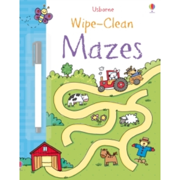 Wipe-clean Mazes by Jessica Greenwell (Paperback, 2012)