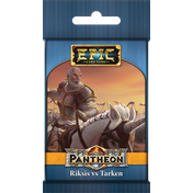 Epic Card Game: Pantheon Riksis vs Tarken Expansion
