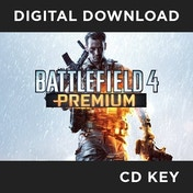 Battlefield 4 Premium Membership PC CD Key Download for Origin