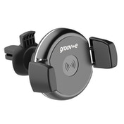 Groov-e GVWM5BK Universal In-Car Holder with Wireless Charging 10W