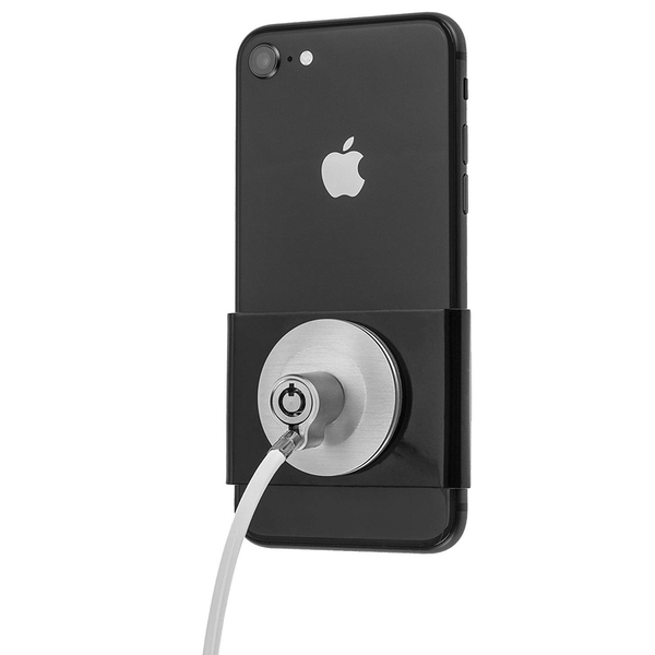 SecurityXtra SecureClip for Apple iPhone 8 - Black