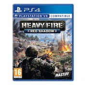 Heavy Fire Red Shadow PS4 Game (PSVR Compatible)
