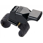 Fox 40 Classic Official Fingergrip Whistle Black