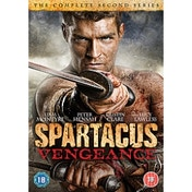 Spartacus Vengeance Complete Series 2 DVD