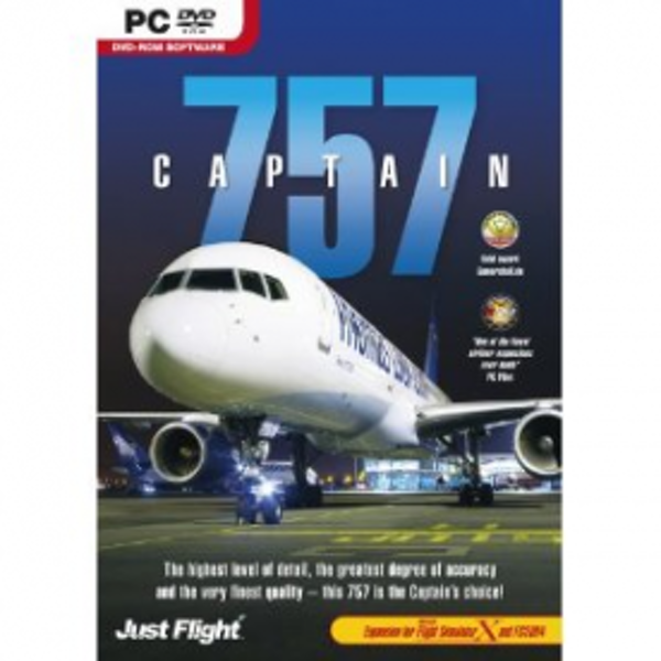 757 Captain Expansion Pack Game PC