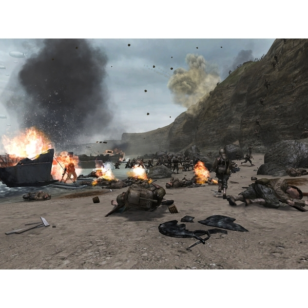 Call Of Duty 2 Game Of The Year Edition (GOTY) Game PC - Image 3