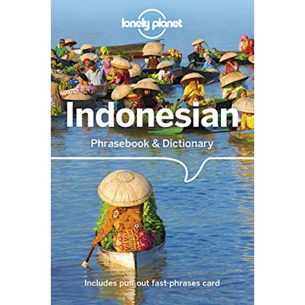 Lonely Planet Indonesian Phrasebook & Dictionary  Paperback / softback 2018