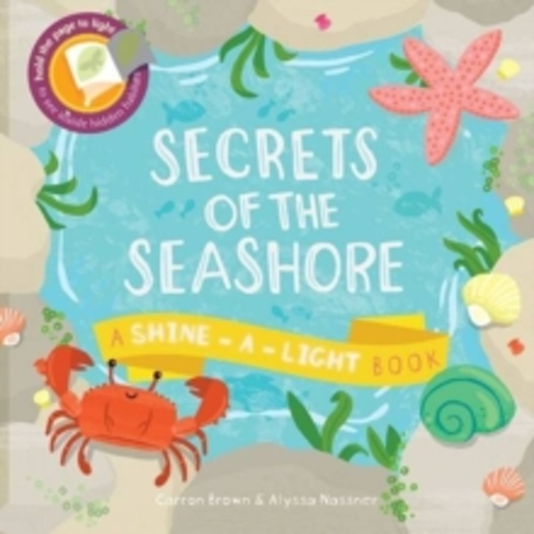 Secrets of the Seashore : A Shine-a-Light Book