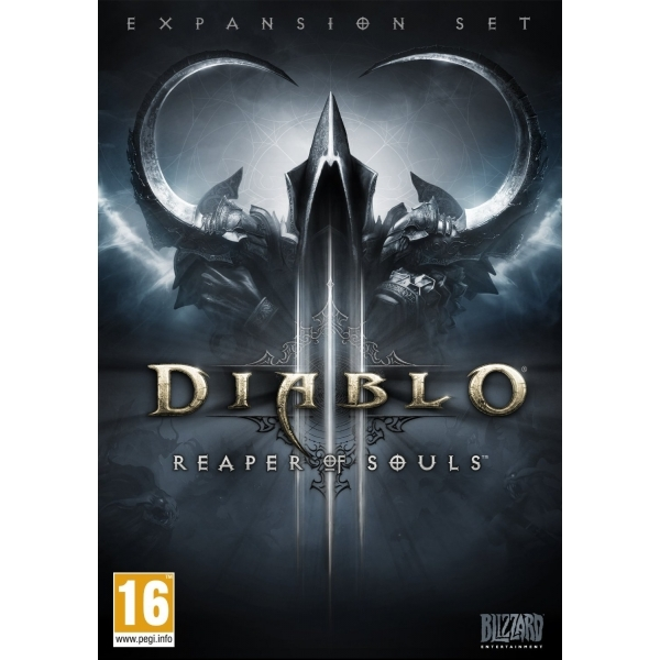 Diablo III 3 Reaper of Souls Game PC and Mac