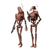 Ex-Display Sideshow Star Wars 1:6 Geonosis Infantry Battle Droids Used - Like New