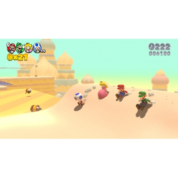 Super Mario 3D World Game Wii U - Image 5