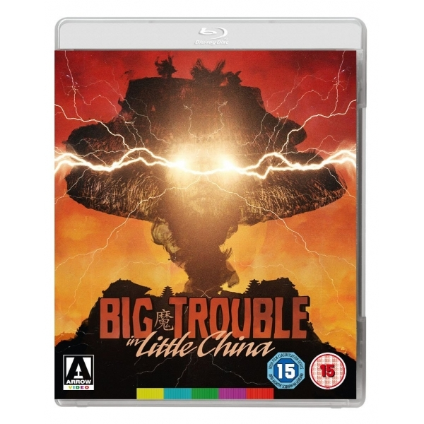 Big Trouble In Little China Blu Ray
