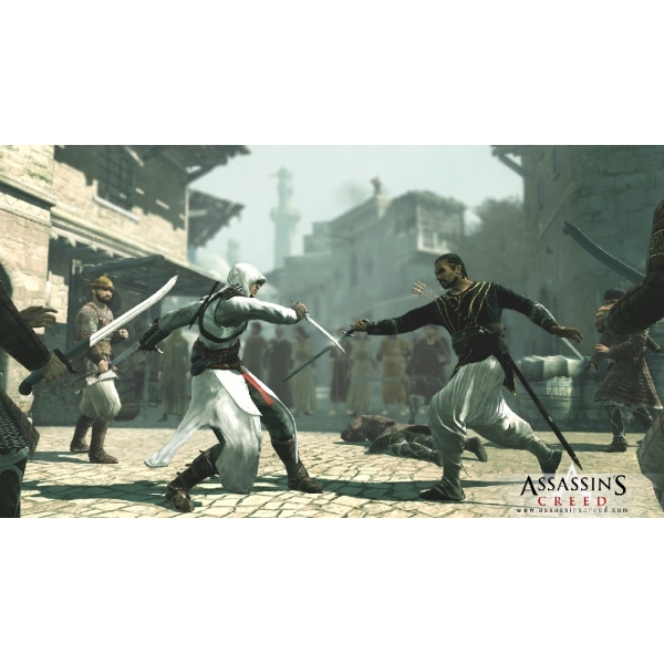 Ubisoft Classics 5 (Includes: Assassin's Creed, Beyond Good & Evil, Rayman and More) PC Game Pack - Image 2
