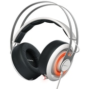 Steel Series Siberia 650 PC Gaming Headset (White)