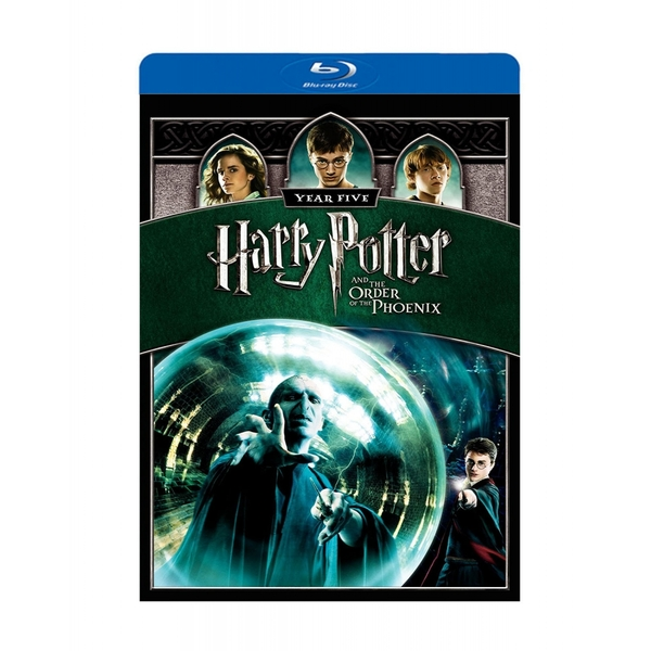 Harry Potter and the Order of the Phoenix Blu-ray