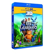 Rise Of The Guardians Blu-ray + 3D