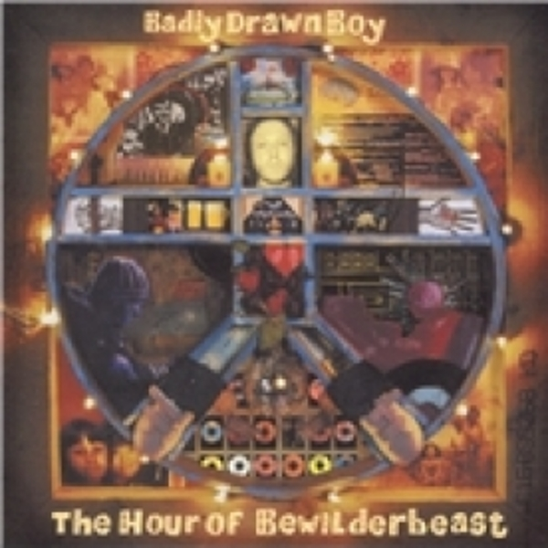 Badly Drawn Boy The Hour Of Bewilderbeast CD