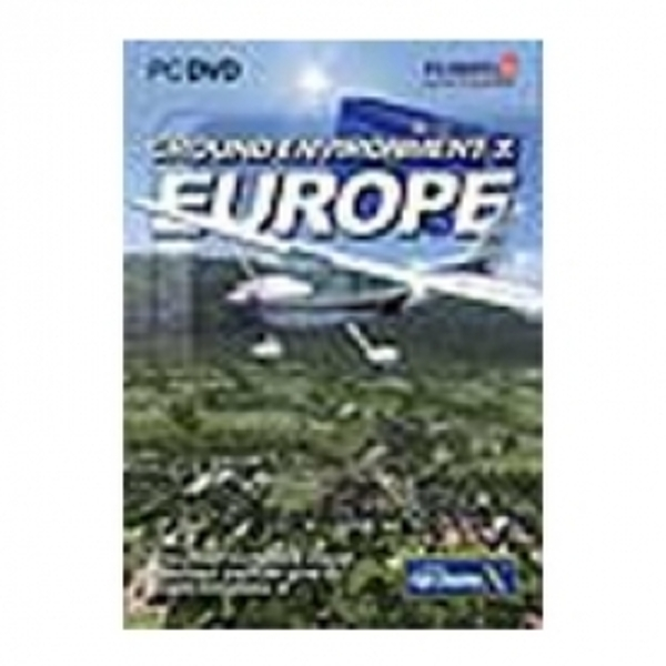 Ground Environment X Europe Add On for FSX Game PC