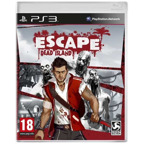 Escape Dead Island PS3 Game - Image 1