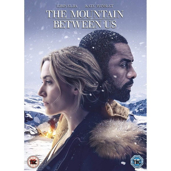 The Moutain Between Us DVD