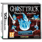 Ghost Trick Phantom Detective Game DS
