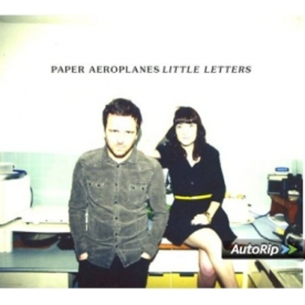 Paper Aeroplanes - Little Letters CD