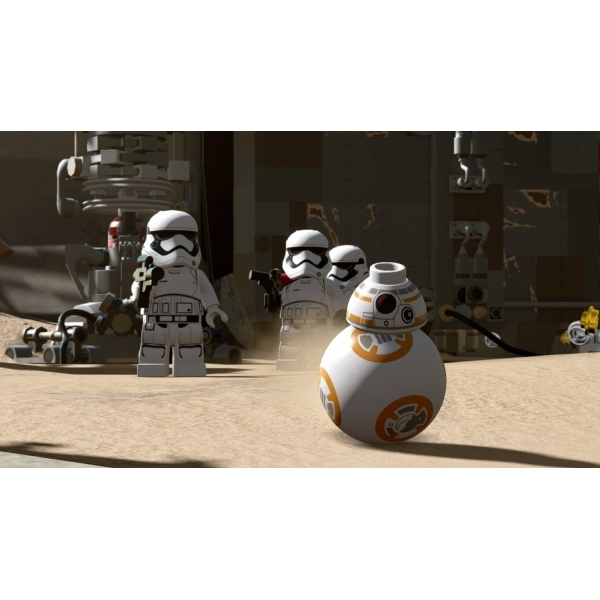 Lego Star Wars The Force Awakens Xbox One Game - Image 4