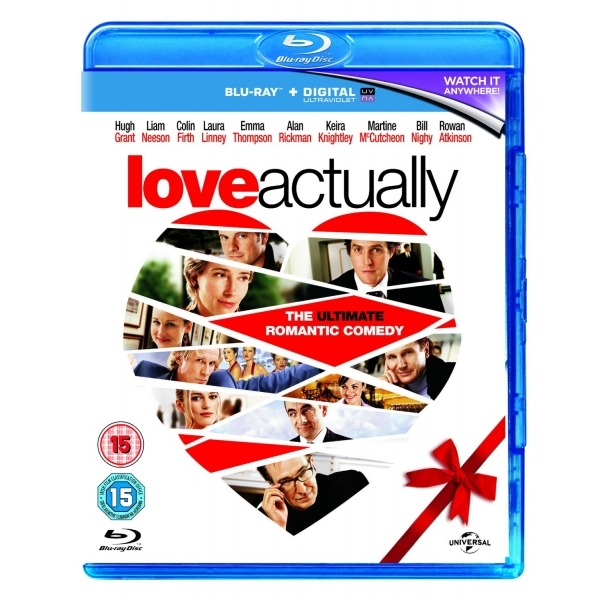 Love Actually 2003 Blu-ray