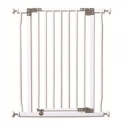 Dreambaby Liberty Tall Metal Safety Gate (White)