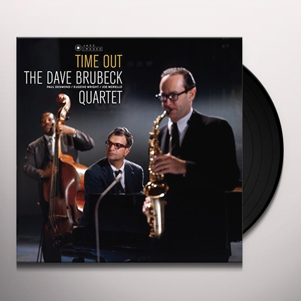 Dave Brubeck - Time Out Deluxe Vinyl