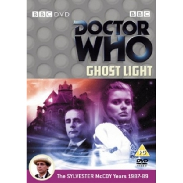 Doctor Who Ghostlight (1989) DVD