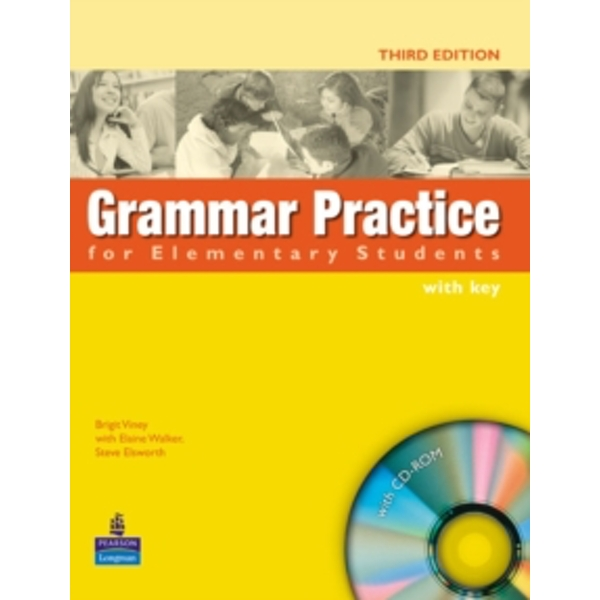 Grammar Practice for Elementary Student Book with Key Pack