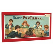 Bygone Days Blow Football Game