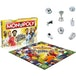 World Football Stars Gold Edition Monopoly Board Game - Image 2