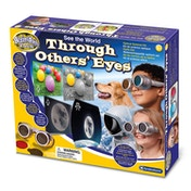 Brainstorm See the World Through Others' Eyes [Damaged Packaging]