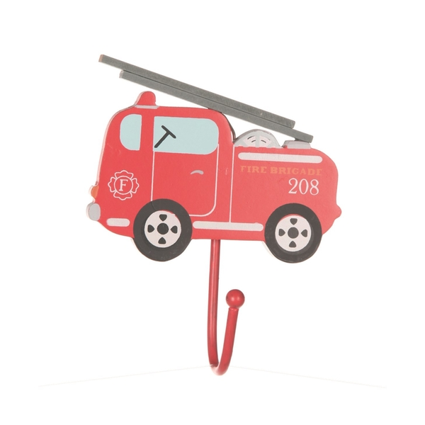 Sass & Belle Fire Engine Single Hook