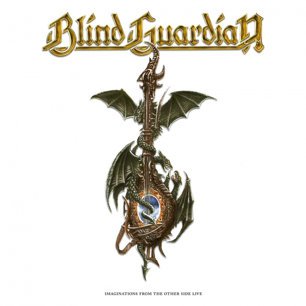 Blind Guardian - Imaginations From The Other Side Live Vinyl