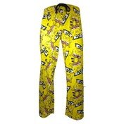 Spongebob Squarepants 'Geek Chic' Loungepants Small One Colour