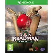 Don Bradman Cricket 17 Xbox One Game