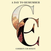 A Day To Remember - Common Courtesy CD