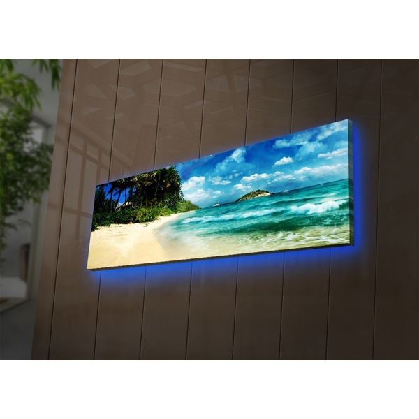 3090DACT-69 Multicolor Decorative Led Lighted Canvas Painting