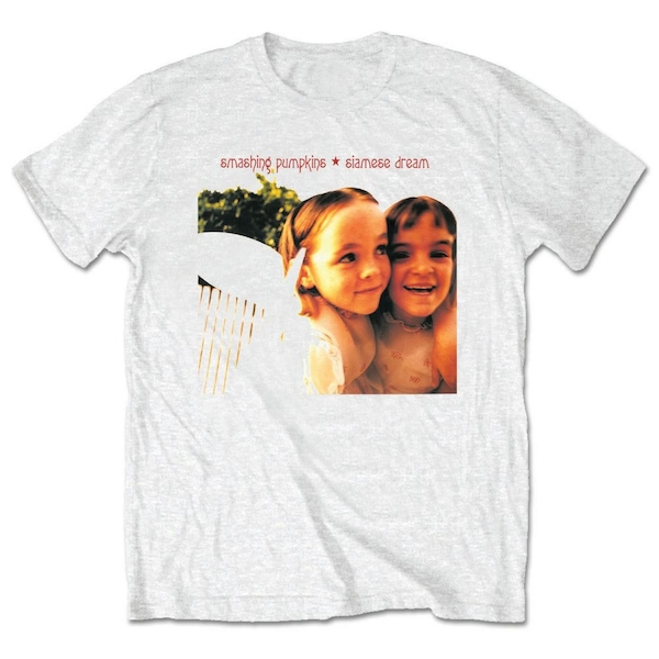 The Smashing Pumpkins - Dream Unisex XX-Large T-Shirt - White