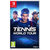Ex-Display Tennis World Tour Nintendo Switch Game Used - Like New