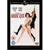 Arabesque DVD