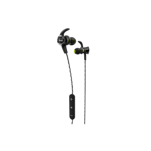 Image of Monster iSport Victory In-Ear Wireless Headphones - Black