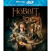 The Hobbit Desolation of Smaug 3D Blu ray