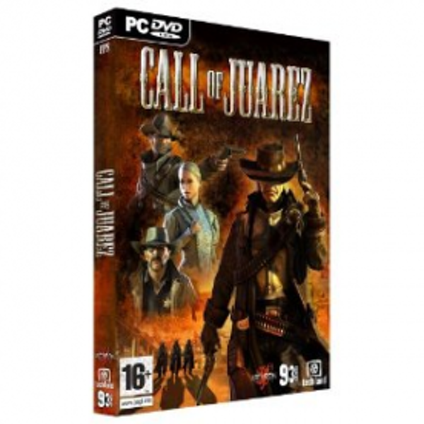 Call Of Juarez Game PC